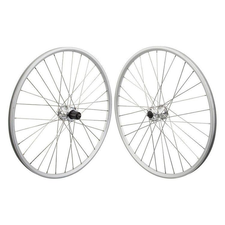 WTB FX23 29er Mountain Bike MTB Wheelset 32h SRAM hubs 6 Bolt Black QR