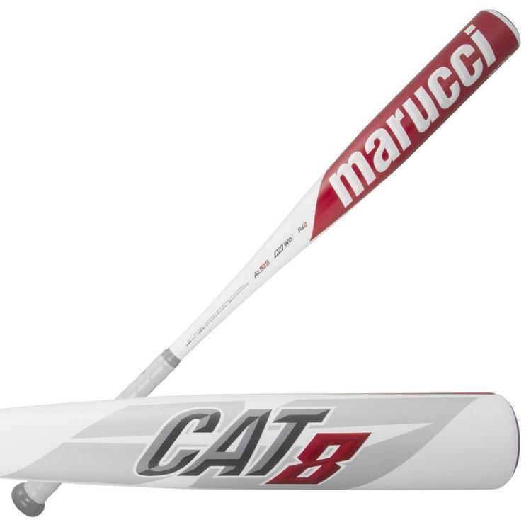"MCBC8 33.5/"" 30.5oz Baseball Bat -3 2019 33.5//30.5 Marucci CAT 8 BBCOR"