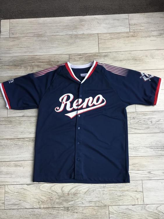 Reno Aces SGA Jersey  In New Condition W/o Tags