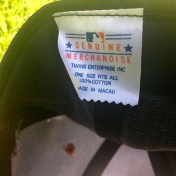 8939a7956 VTG 90s Baltimore Orioles Baseball Cap Oval Logo Embroidered ...