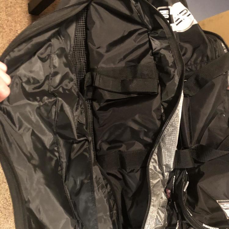 No Errors Catchers Bag