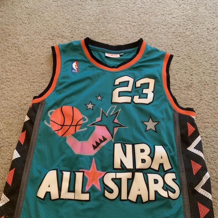 online store 3516e 16f72 Jordan 1996 All star jersey Medium