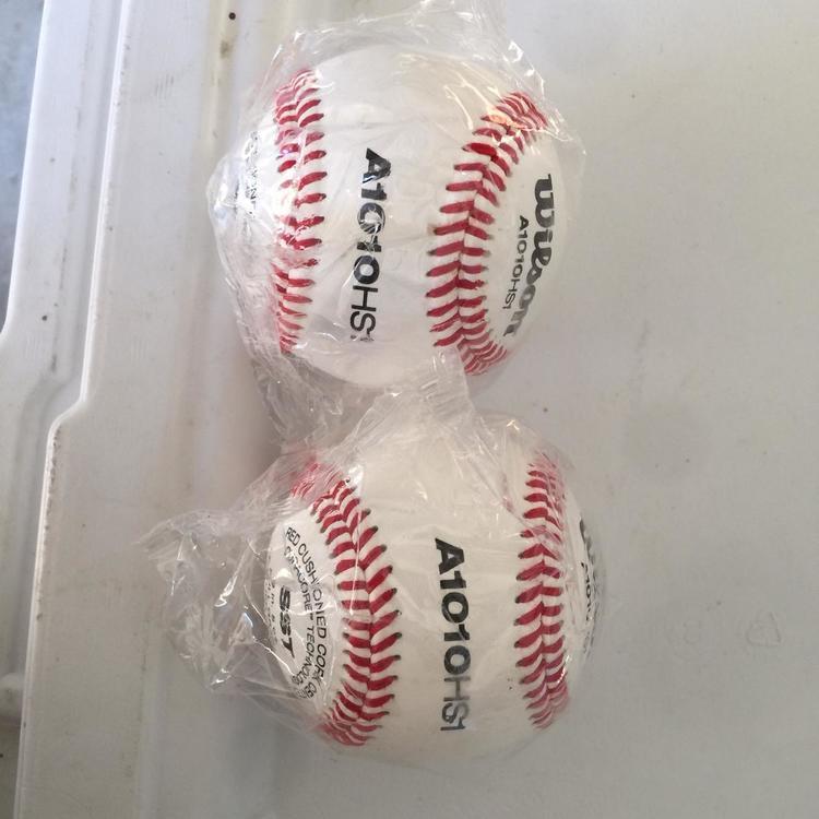 Heavy Balls Sand Hitting Training Baseballs Softballs 1M One More NEW Case 24