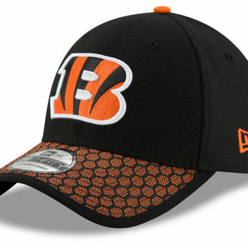83451f5e Cincinnati Bengals New Era Men's Official NFL Sideline 3930 Cap Hat ...