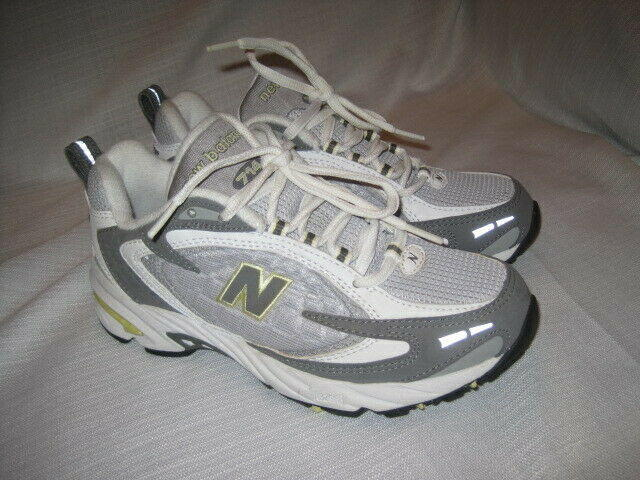 f377845ad8 New Balance W 714 WY Running Shoes women's 6 B white walking NEW Made in USA