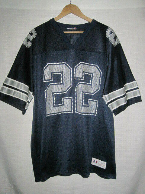 wholesale dealer 9682e fdca5 Vintage Dallas Cowboys Emmitt Smith Football Jersey men's XL NFL