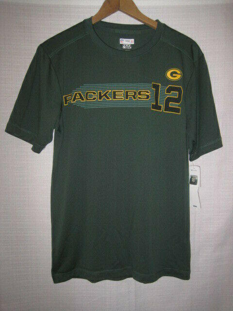 159280dc Green Bay Packers Aaron Rodgers Football Shirt Jersey men's S NWT NEW