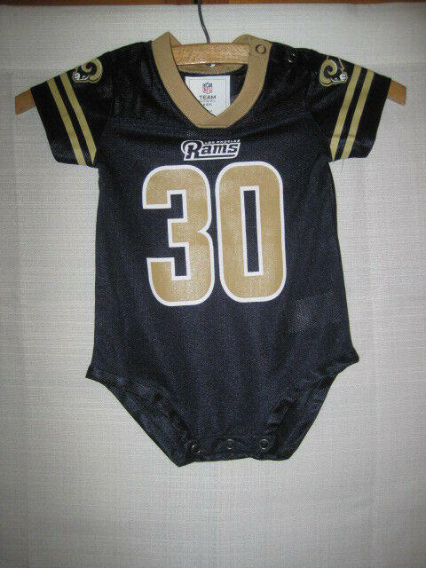 brand new 384fa b06f4 Los Angeles Rams Todd Gurley football jersey kids boys blue 0/3 months NWOT  NEW