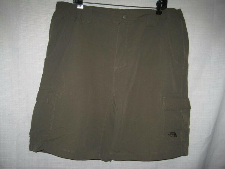 f5b32e9b7 The North Face Cargo Hiking Shorts men's XL Green Outdoors