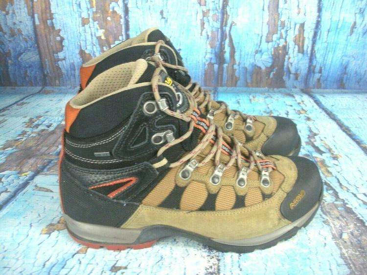 3a424771087 Women's Asolo Stinger GTX Gore-Tex Waterproof Hiking Boots Shoes Size: 8