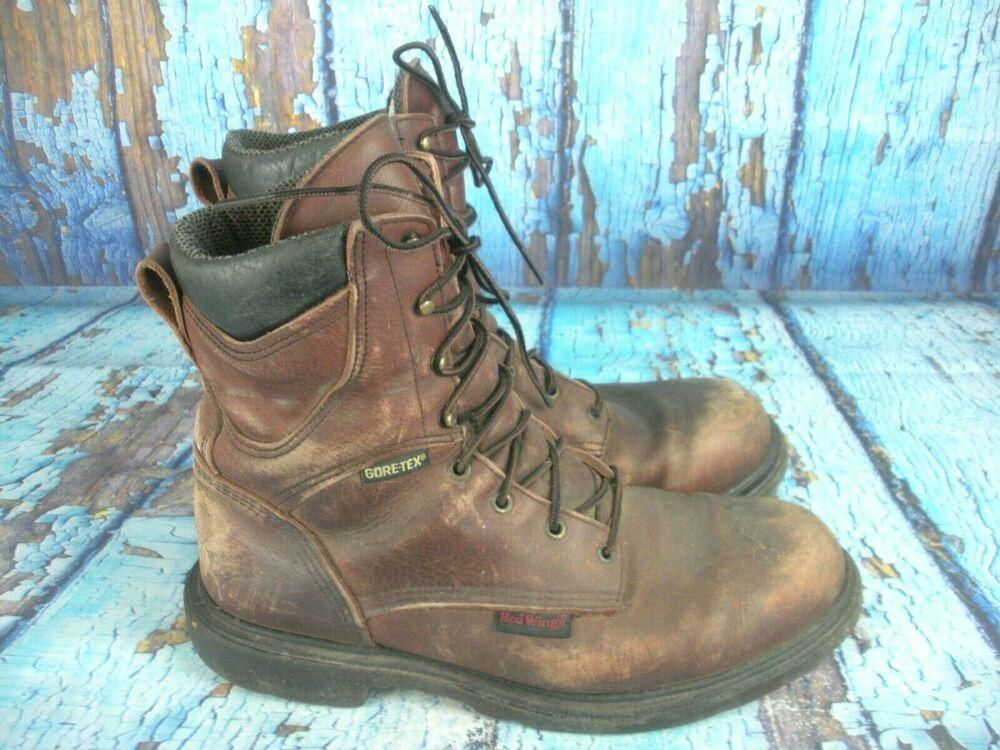 RED WING #914 Supersole 2.0 Goretex 8
