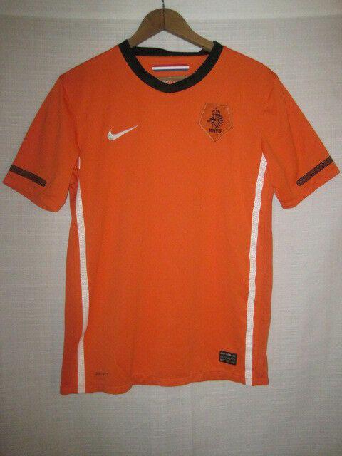 best website 15a01 1c02e Netherlands Nike soccer jersey kids boys XL orange KNVB Olympics World Cup
