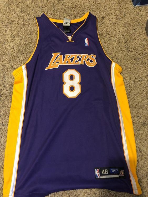 promo code e62fa f5540 Purple & Gold Kobe Bryant Lakers Jersey