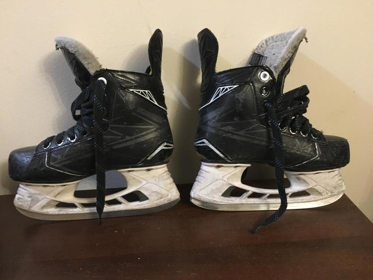 Bauer Supreme ELITE LE Jr  Pro Stock Size 1 5 | Hockey Skates