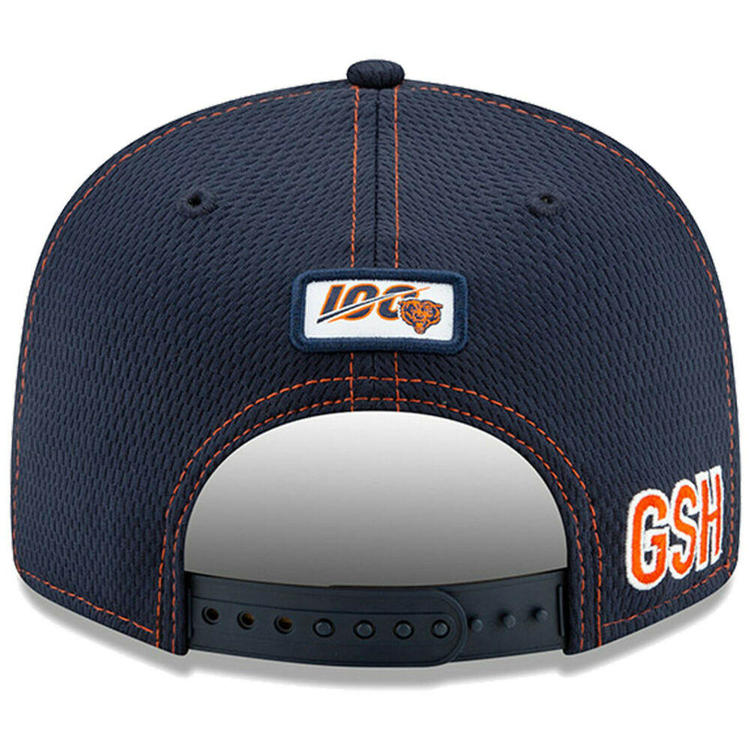 02edfb9c New Era 2019 Chicago Bears C 9FIFTY NFL Road Sideline Snapback Hat Cap 950  | Apparel Hats | SidelineSwap