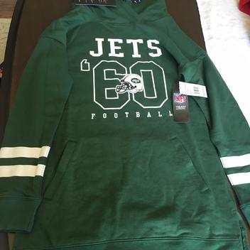 the best attitude 754ce c95ee Nike New York Jets NFL Salute To Service Hoodie Size Youth ...