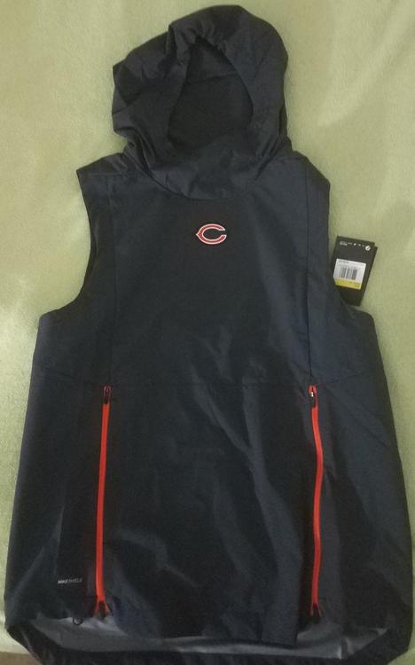buy popular a7887 f63fd New Nike Chicago Bears Jacket Adult Large