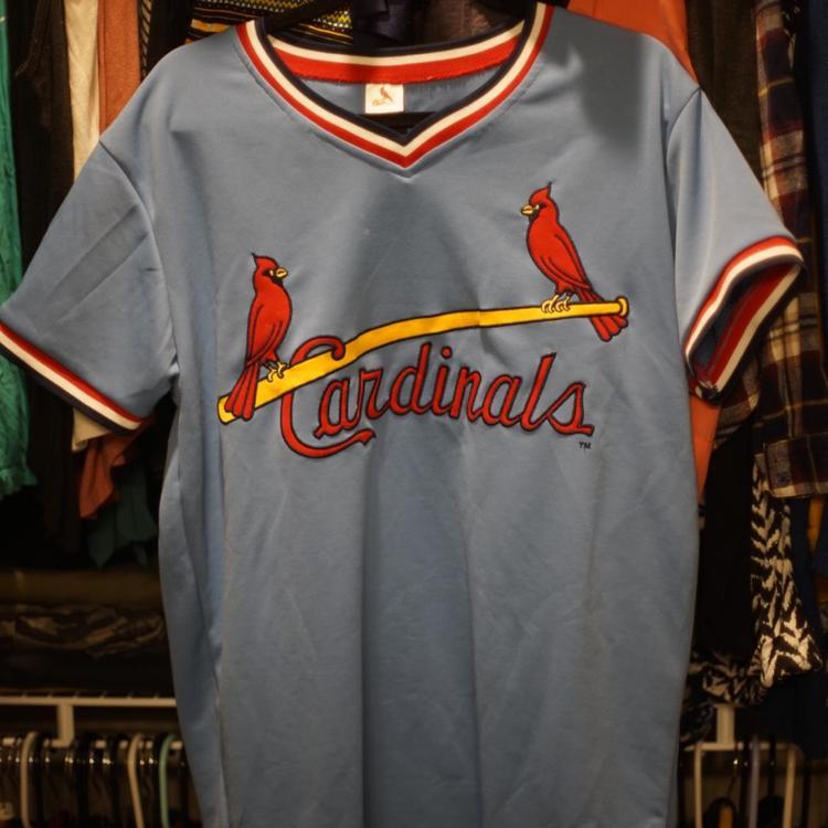 c30021e9 St. Louis Cardinals Vintage Throwback