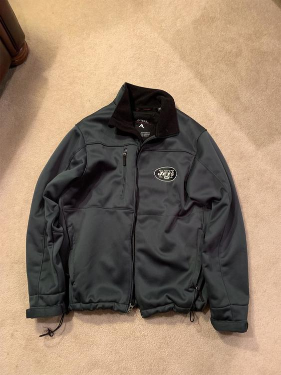 new style f9567 6f9f3 New York Jets Jacket