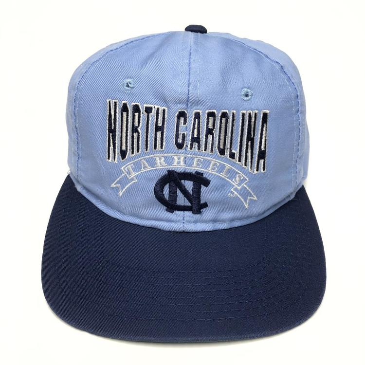 a8ffb750 Vintage UNC North Carolina Tar Heels Snapback Hat