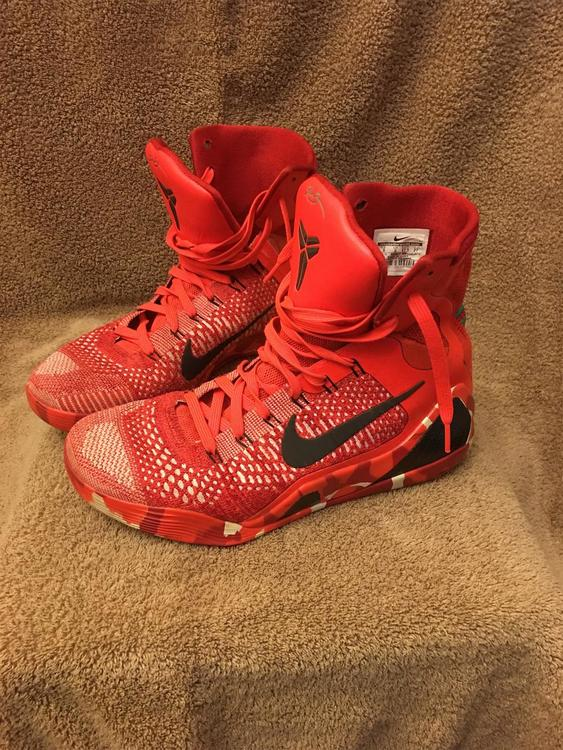 wholesale dealer 1ff3a 08016 Nike Kobe 9 Christmas Men's Size 9