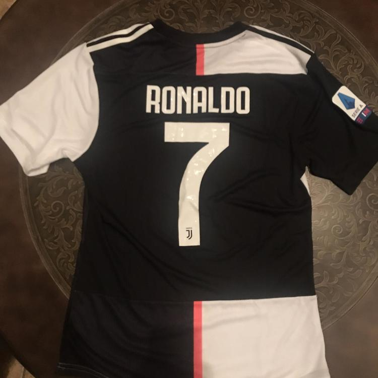 online store 7b819 d49e1 Cristiano Ronaldo Juventus Jersey- Player Edition
