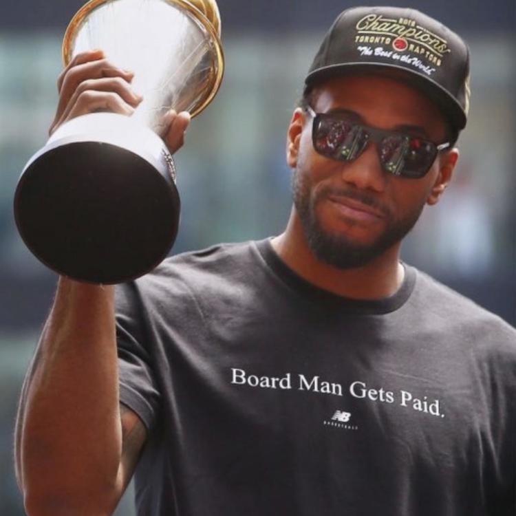 Board Man Gets Paid - Shirt (XL - New