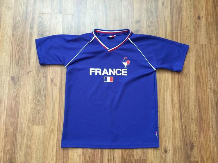 big sale 97f31 1bd31 Team France National Team SUPER AWESOME Size Small Football Futbol Soccer  Jersey
