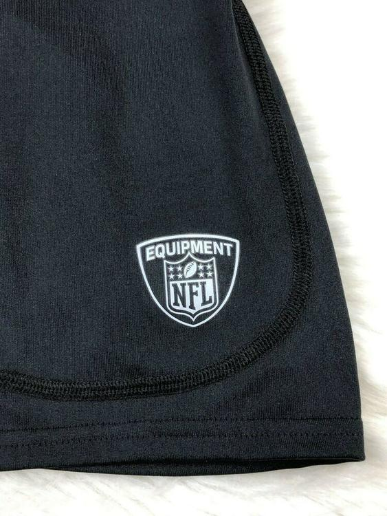 NFL Equipment Reebok PlayDry Men/'s 2XL Base Layer Compression Shorts Deadstock