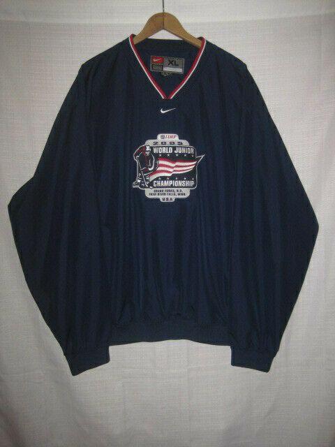 finest selection e78eb c1664 Team USA 2005 World Junior Championship Hockey Jacket men's XL Crosby  Ovechkin