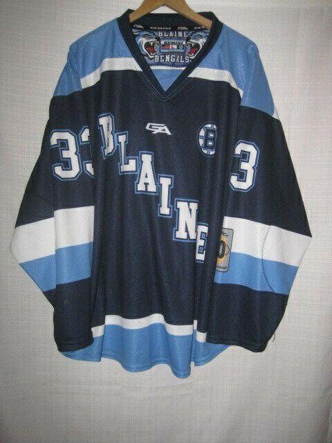 bengals hockey jersey
