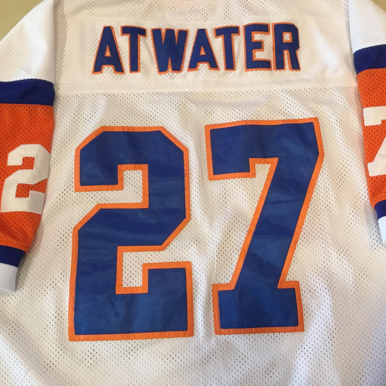 Mitchell & Ness 1994 Denver Broncos Steve Atwater Throwback Jersey ...