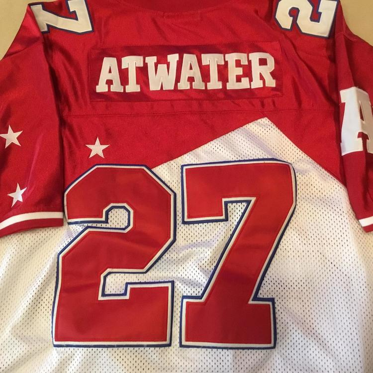 separation shoes 2e0db eb14d Mitchell & Ness 1996 Pro Bowl Steve Atwater Throwback Jersey