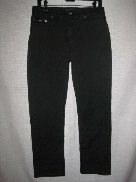 Wie findet man Schlussverkauf am beliebtesten Brax Cooper Fancy Year Round Fabric 5 Pocket Perma Black Pants 32 x 28