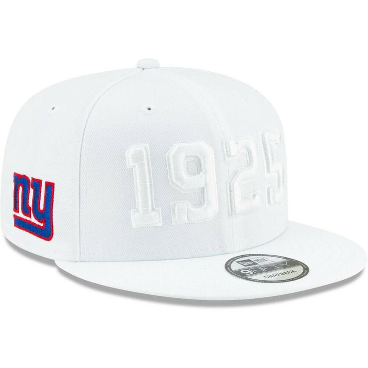 super popular 31097 28407 2019 New York Giants NY New Era 9FIFTY NFL Color Rush Sideline Snapback Hat  Cap