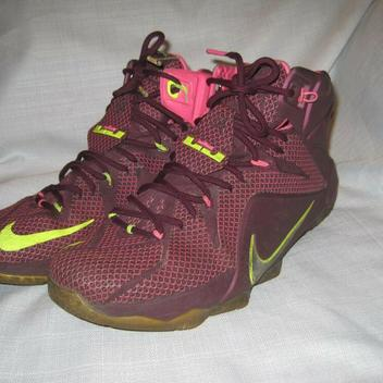 timeless design 07fdd 9a414 Nike LeBron Xii 12 Double Helix men's 10 684593-607 | NEW ...