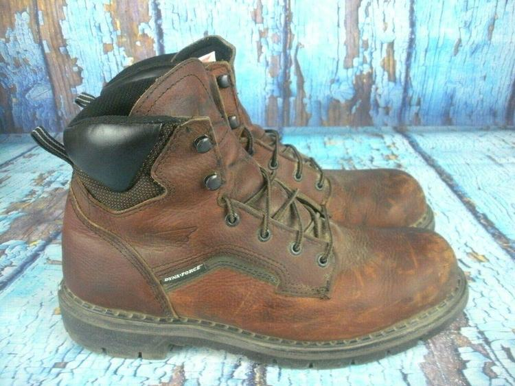121d00958d3 Red Wing DynaForce 926 Work Boots 6