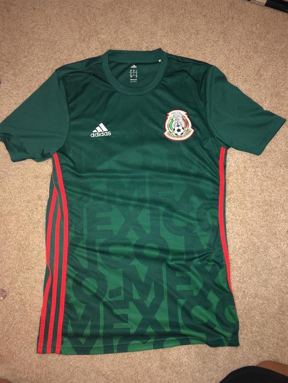 Mexico Adidas Soccer Jersey