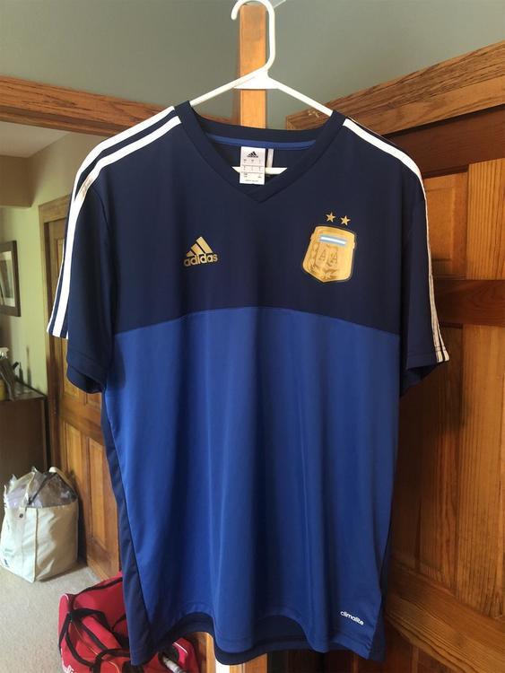 a0f57ca03a0 Argentina World Cup Soccer Jersey