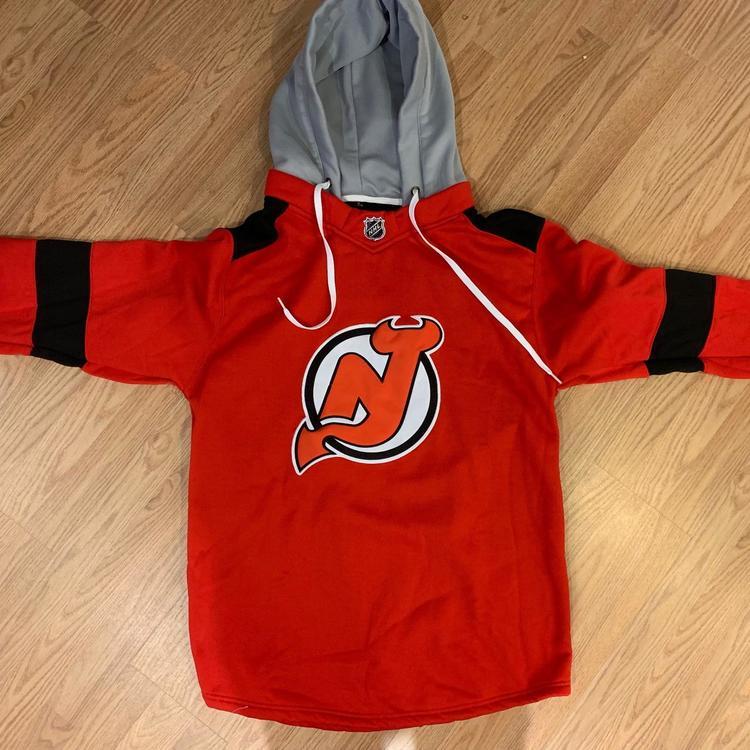 finest selection 0d9b0 e8642 New Jersey Devils Hoodie Sweatshirt
