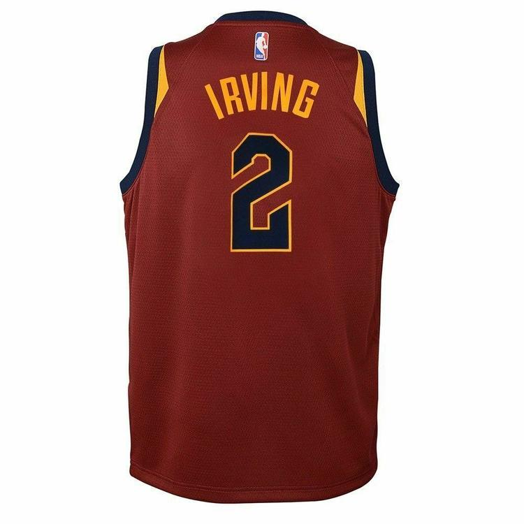 size 40 ec372 b5c99 Nike KYRIE IRVING CLEVELAND CAVALIERS ELITE NBA DRIFIT JERSEY BOYS YOUTH XL  $70 18-20+ BRAND NEW HTF | Basketball Apparel & Jerseys | SidelineSwap