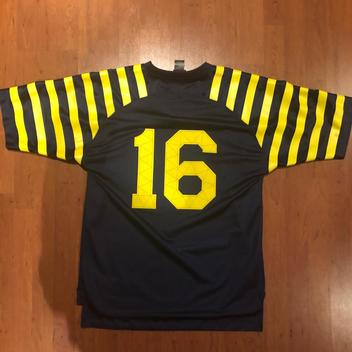 quality design 511c7 300dd Michigan Football Jersey - Denard Robinson
