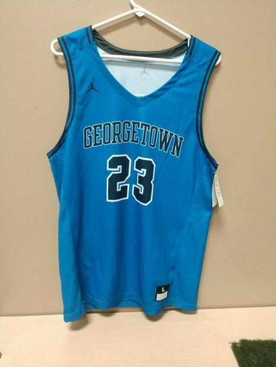 Air Jordan Jersey23 Nike Flight Basketball Georgetown Hoyas BeWdCoxQr