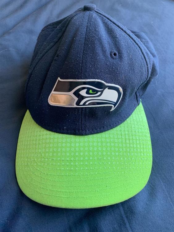 Seattle Seahawks New Era Hat