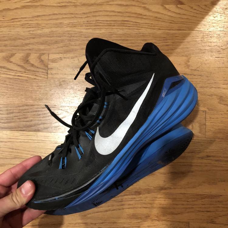 Hyperdunk High Top Shoe   Basketball Shoes