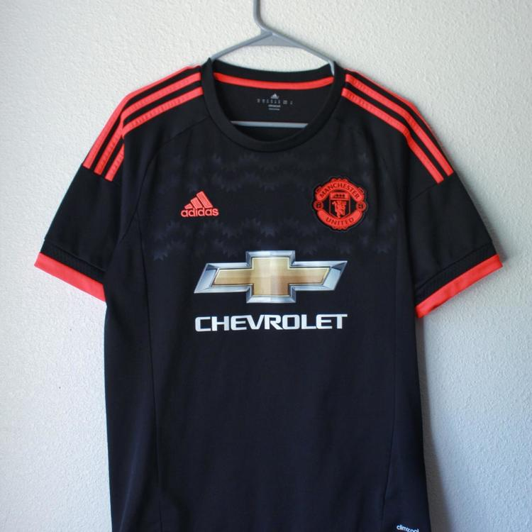 lowest price 7d522 8582e Adidas Manchester United FC 3rd Kit 15/16