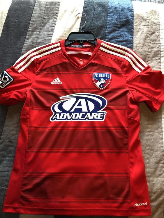 los angeles 1f013 cf372 Home FC Dallas Youth L Adidas Jersey