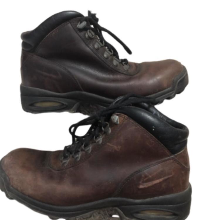 Nike Air Max Goadome Mens 865031 208 Tawny Brown ACG Waterproof BOOTS Size 8.5