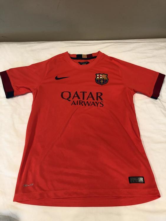 wholesale dealer ab8f6 fd319 New Nike fc barcelona Jersey