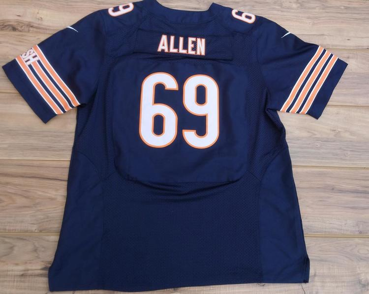 newest 19037 175b8 Chicago Bears Jared Allen Nike Jersey SIZE ADULT 3XL